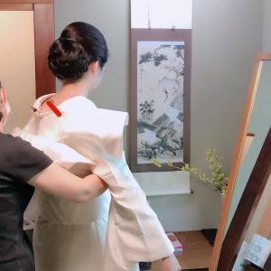 母自慢の花嫁写真、どう残したい?のレッスン料金は45000円。