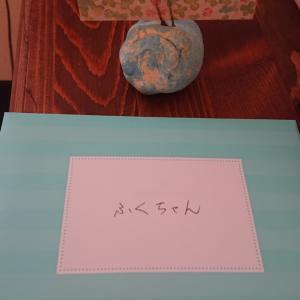 サプライズ!のバースデープレゼント♪一緒にお祝いできて嬉しかったです(*^^*)