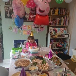 娘ちゃんがなんと2歳になりました