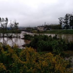 君津の大雨