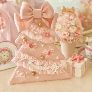୨୧ 【New】Princess なクリスマス壁飾り ୨୧