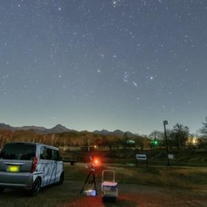 曲がった性格なので勾玉星雲を撮ってみた