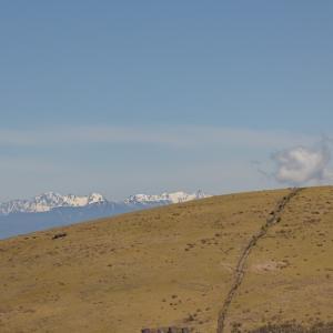ところが、歩き過ぎた車山高原