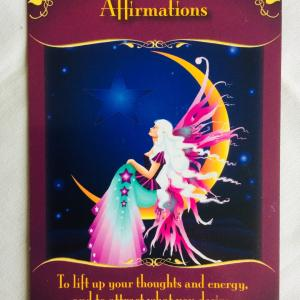 願いを届ける・4月12日(日)・妖精からのメッセージ