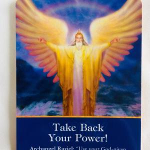 あんたの人生は祝福されています!4月19日(日)大天使からのメッセージ