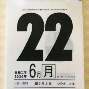 6月22日(月)九星別今日の運勢