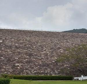 黒谷ダム 2020.9