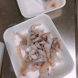 手作り イカの塩辛 自家製