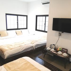 外国人目線のセンスが光る、墨田区の戸建・旅館業「安らぎの宿」オープンしました☆