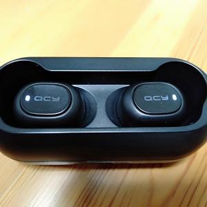 汗かきランナーに朗報!防水ワイヤレスイヤホン QCY-T1 ならIPX4でもジョギングに充分使えます♪