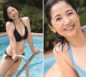 宮崎美子 61歳のナイスバディ
