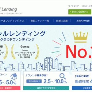 SBIソーシャルレンディングのユーザー数が6万人&管理人の利益も100万円を突破!