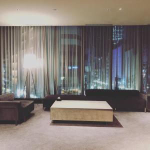 ホテル視察?