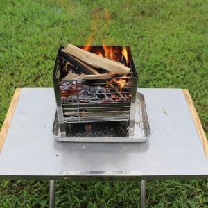 【激安】YOLER(ユーラー)ミニ焚き火台|遊べて便利な可愛いやつ
