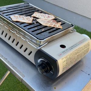 メルカリで購入したイワタニ炉ばた焼器用の6mm鉄板プレートを紹介