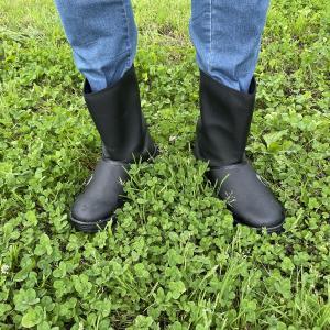 超軽量長靴 ワークマン防水フィールドブーツを雨キャンプ前に購入しました