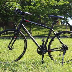 【レビュー】はじめてのクロスバイクにTREK(トレック)FX3を購入