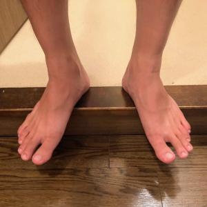 シンスプリントの治し方|段差での足首グネグネ体操がおすすめ