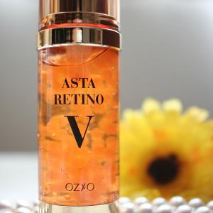 アスタレチノVの口コミ:酸化と糖化に効くオージオの若返り美容液