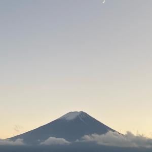 富士山の1日
