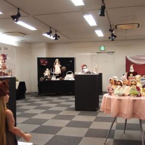 RUBY人形教室展。無事終了いたしました♪^^