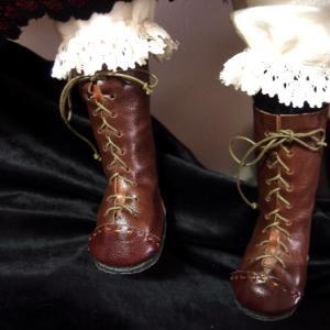 HAPPY HALLOWEEN~~♪^^お靴が出来たよ♪