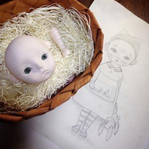 RUBY人形教室!再開です♪(^-^)
