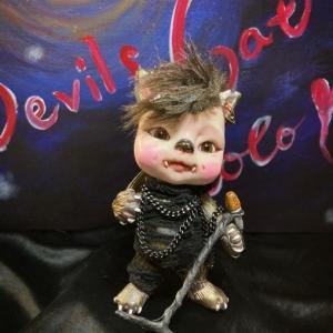 アイドルグループ Devils Cat のTotoくん完成です♪