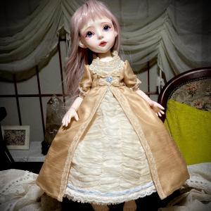 月姫のドレスと13夜♪