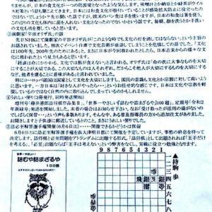 今日は詰将棋ファン向きページです。