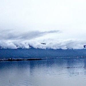 大気不安定の今朝!雲の高さが定まる要素は?・・
