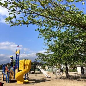 〒700-0944 岡山県岡山市南区泉田4丁目7 ひばり公園とごうごう庵に行きました