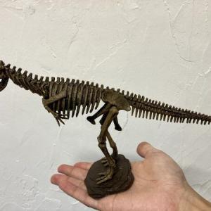 恐竜発掘キットで遊んだ記録。