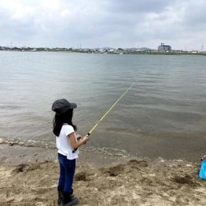 岡山市西大寺で釣りの記録9月中旬 浜野のドドスコでハチミツも購入