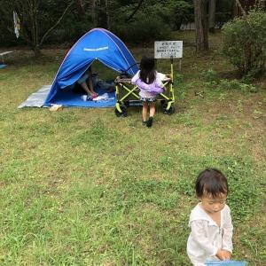 総社の砂川公園に行って水遊びをした。