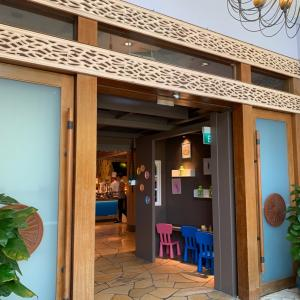 Silver Shell Cafe @Shangri-La's Rasa Sentosa