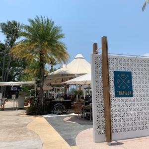 TRAPIZZA @Shangri-La's Rasa Sentosa Resort