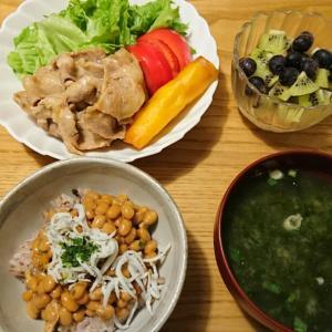 食事記録【4月16日】