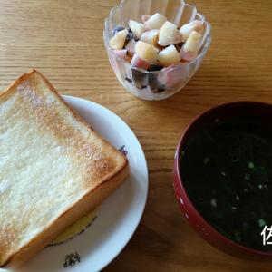 【産後ダイエット・食事記録】9月21日
