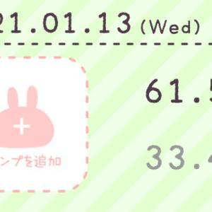 【産後ダイエット】1月13日