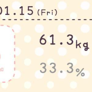【産後ダイエット】1月15日
