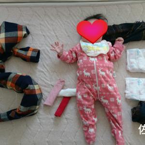 【娘成長記録】生後5ヶ月