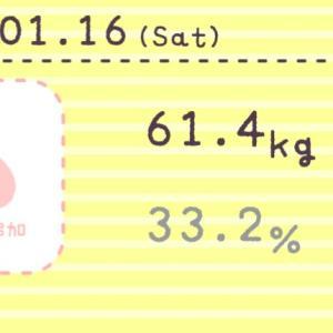 【産後ダイエット】1月16日