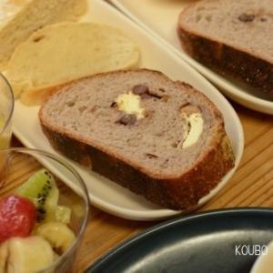 レーズン酵母のパンオアロール