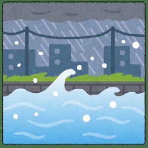 コロナやし、大雨やし、嫌になる~