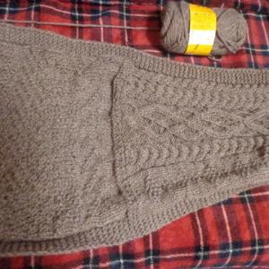 だいじょうぶ。編みたくなったら編もうとするさ〜