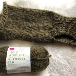 編み物は🧶計算だ…と思う時