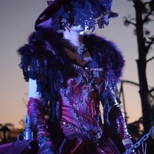 ユニバーサル・ホラーナイト2019(2019.9.15)呪われた薔薇園