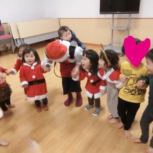 【ぽっぽキッズ】クリスマスパーティー