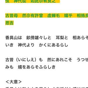 """""""第二章 龍族 万葉集 1-13  中大兄皇子の詠んだ方舟の歌?"""""""